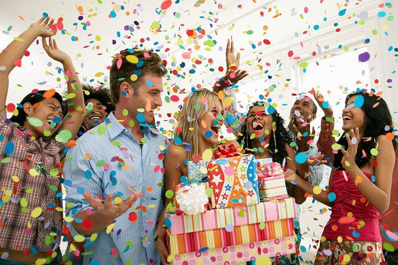 сценарий на день рождения 18 лет девушке