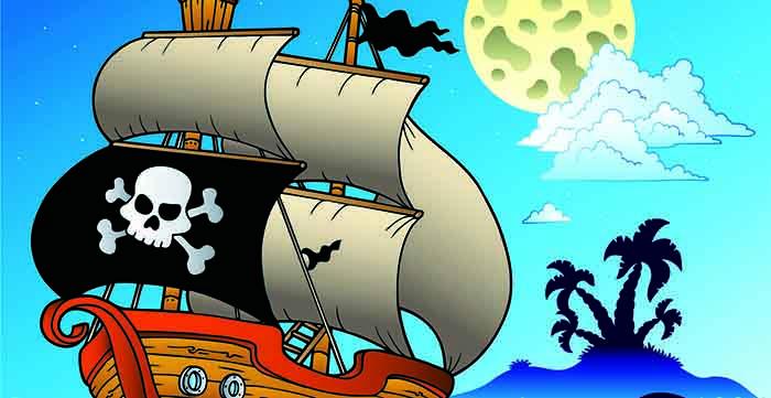 сценарий пиратского дня рождения для детей