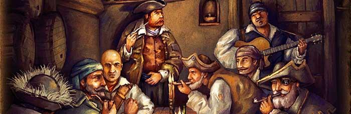 сценарий детской пиратской вечеринки дома