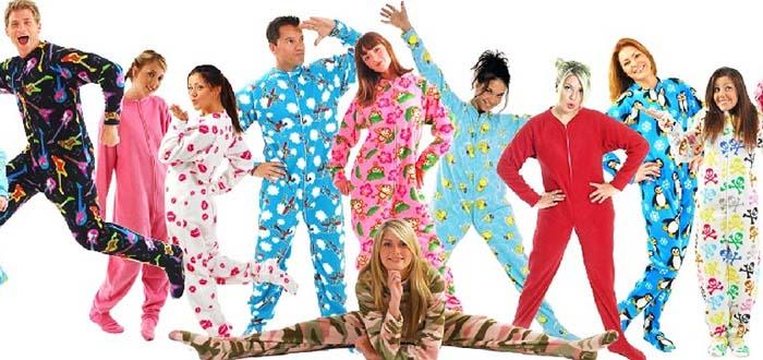 сценарий пижамной вечеринки для взрослых