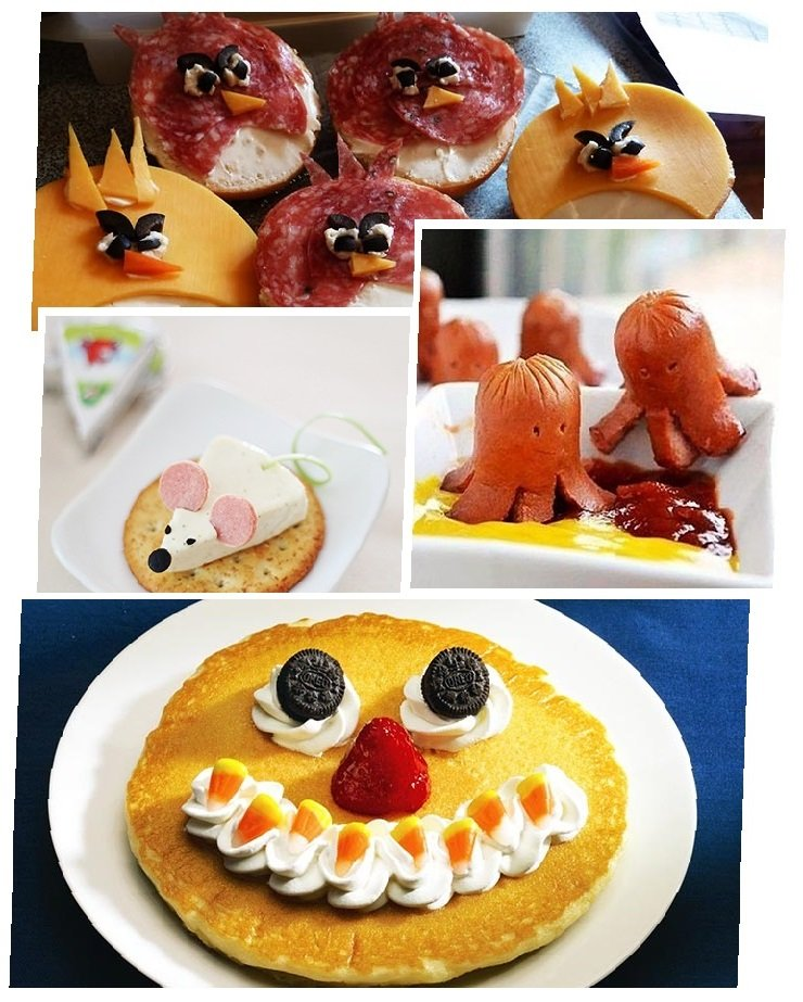 фото угощений для детской пижамной вечеринки: детская пижамная вечеринка