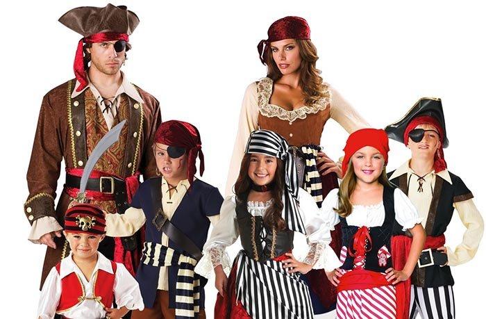 фото костюмов для пиратской вечеринки: пиратская вечеринка