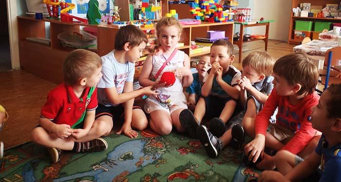 фото детей в детском саду: сценарий пижамной вечеринки для девочек