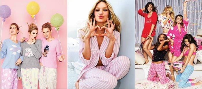 варианты пижам на взрослую пижамную вечеринку: пижамная вечеринка для взрослых