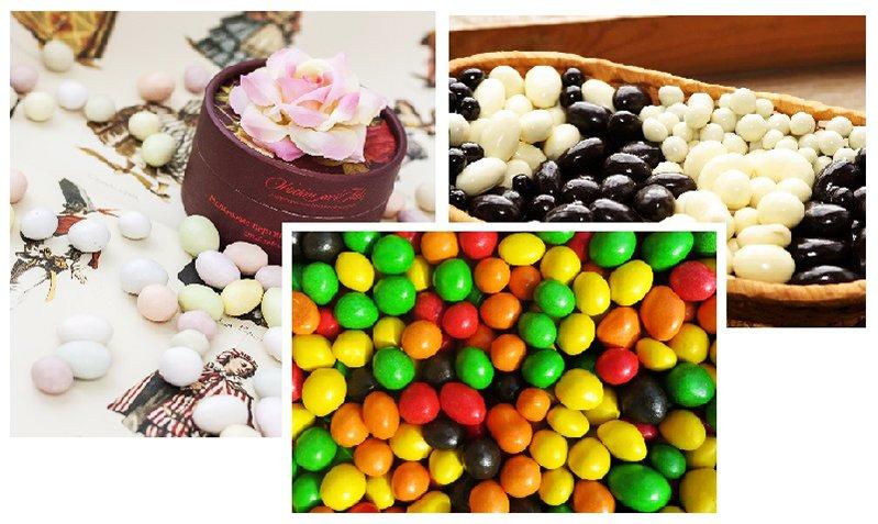 фото орехов в шоколаде и цветной глазури: сandybar своими руками