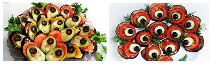 """фото блюда """"Глаз акулы"""": пиратская вечеринка меню"""