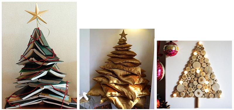 фото креативной елки: оформление новогоднего корпоратива