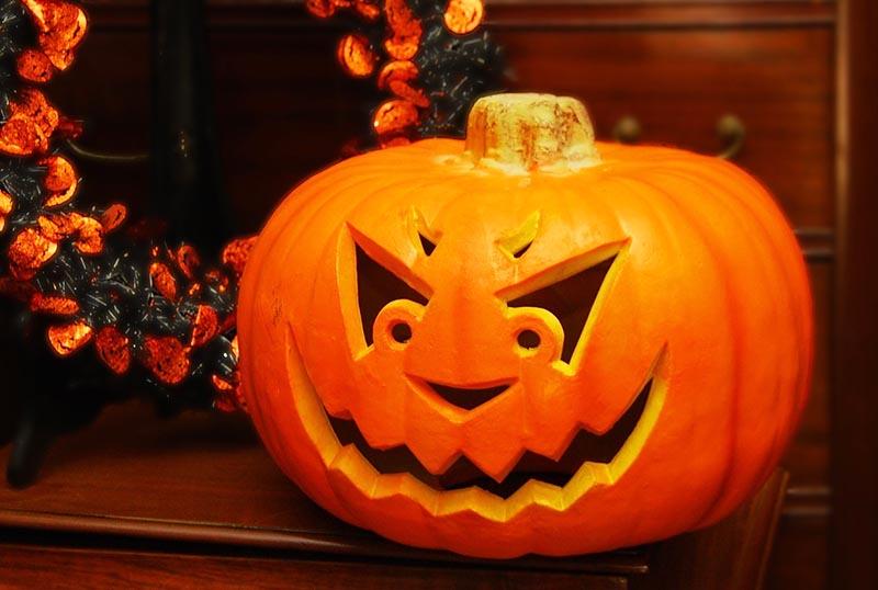 фото волшебной тыквы: сценарий хэллоуина