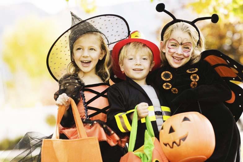фото детей одетых на хэллоуин: сценарий хэллоуина №2