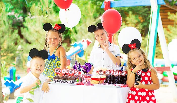 Конкурсы для детского дня рождения 6