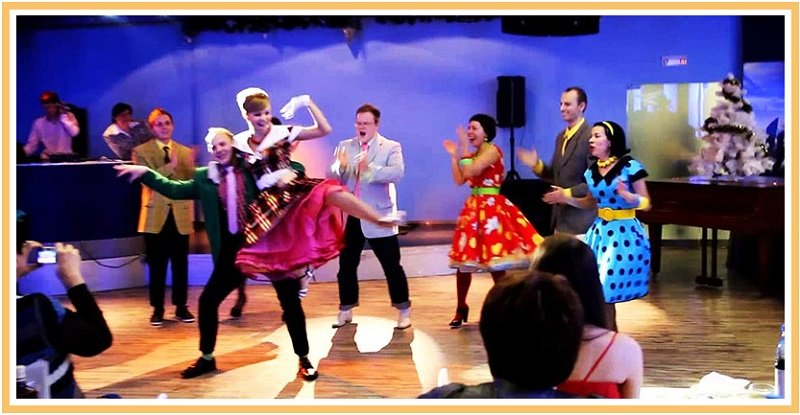 фото безумных танцев не корпоративе: веселый сценарий для корпоратива