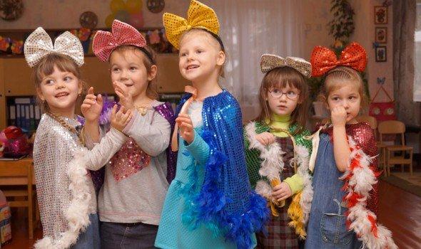 Детский праздник с ведущим