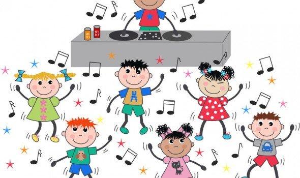 DJ, Дискотека на детский праздник
