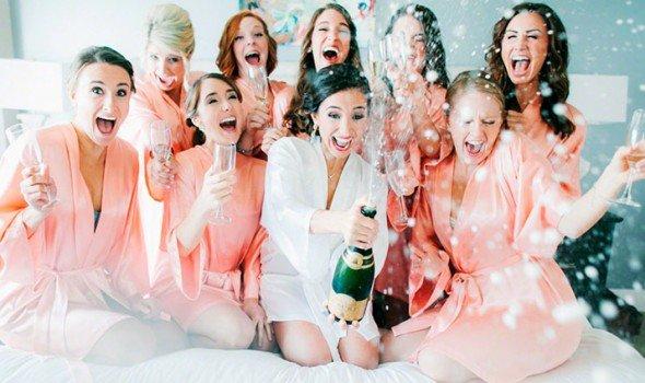 Идеи для девичника: 6 вариантов праздника